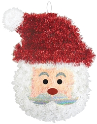 Santa Face Decoration | Party Supplies