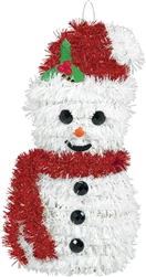 3-D Snowman Decoration | Party Supplies