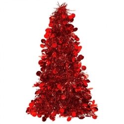 Red Large Tree Centerpiece | Party Supplies