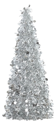 Silver Large Tree Centerpiece | Party Supplies