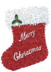 Deluxe Stocking Decoration | Party Supplies