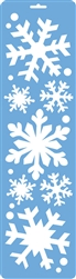 Spray Snow Stencil | Party Supplies