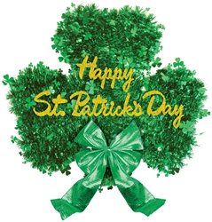 Shamrock Deluxe Decoration | St. Patrick's Day supplies
