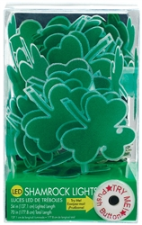 St. Patrick's Day LED Battery-Operated Lights | party decorations