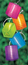 Square Lantern Light Set | Party Supplies