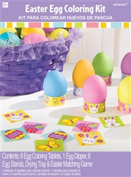 Easter Bunny Egg Dying Kit | Party Supplies