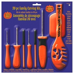 Family Pumpkin Carving Kit