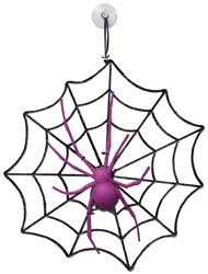 Spider & Web Decoration | Party Supplies