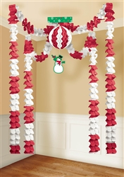 Christmas All-In-One Decorations | Party Supplies