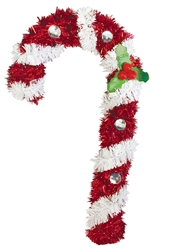 3-D Candy Cane Decoration | Party Supplies