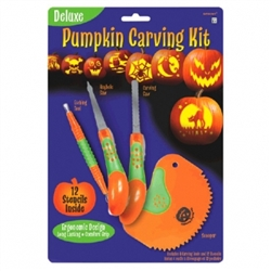 Deluxe Pumpkin Carving Kit