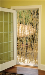 Natural Paper Door Curtain | Luau Party Supplies