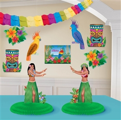 Luau Decorating Kit | Luau Party Supplies