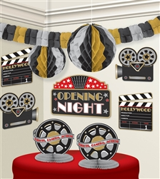 Hollywood Decorating Kit | Party Supplies