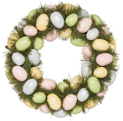 Egg Wreath | Party Supplies