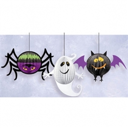 Gruesome Group | Halloween Hanging Decorations