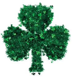 St. Patrick's Day Shamrock Wreath | St. Patrick's Day decorations