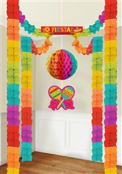 Fiesta All-In-One Decorating Kit | Party Supplies