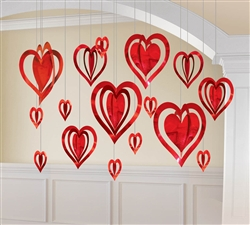 3-D Heart Kit | Valentines decorations