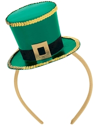 St. Patrick's Day Top Hat Fascinator | St. Patrick's Day Top Hat