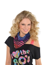 Zebra Bandana | Party Supplies