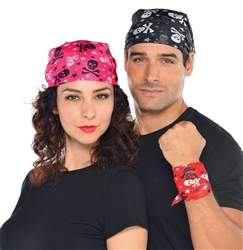 Rock On Bandanas | Party Supplies