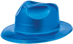 70's Blue Fedora | Party Supplies