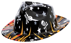 Rock Star Flame Hat | Party Supplies