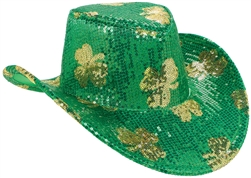 St. Patrick's Cowboy Hat | Party Supplies