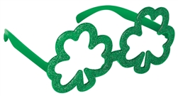 Shamrock Value Glasses | Party Supplies