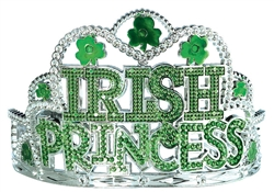 Irish Princess Tiara | St. Patrick's Day Princess Tiara