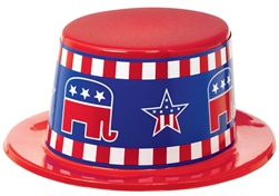 Republican Top Hat | Party Supplies