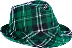 St. Patrick's Day Fedora | Irish Party Supplies