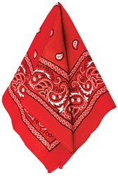 Red Bandana | Party Supplies