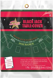 Black Jack Felt Game Board | Party Supplies
