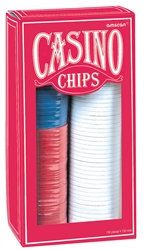 Poker Chip Set | Party Supplies