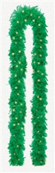 St. Patrick's Day Light-Up Feather Boa | St. Patrick's Day Party Favors