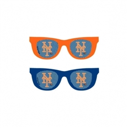 New York Mets Printed Glasses | Party Supplies