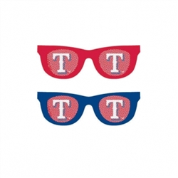 Texas Rangers Printed Glasses | Party Supplies