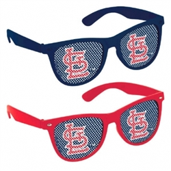 St. Louis Cardinals Printed Glasses | Party Supplies
