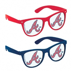 Atlanta Braves Printed Glasses | Party Supplies