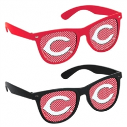Cincinnati Reds Printed Glasses | Party Supplies