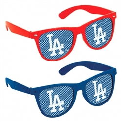 Los Angeles Dodgers Printed Glasses | Party Supplies