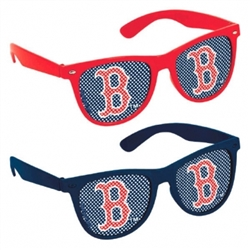 Boston Red Sox Printed Glasses | Party Supplies