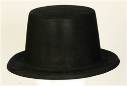 Hollywood Black Top Hat | Party Supplies