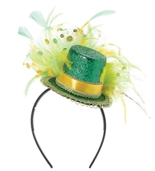St. Patrick's Day Headband | St. Patrick's Day Party Favors
