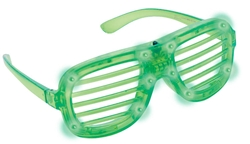 St. Patrick's Day Light-Up Shades | St. Patrick's Day Glasses