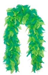 St. Patrick's Day Boa Scarf | St. Patrick's Day Apparel