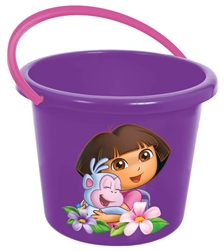 Dora The Explorer Jumbo Containers | Party Supplies