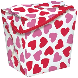Valentine's Quart Pail | Valentines supplies